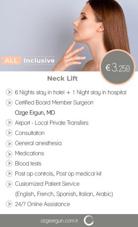 Neck Lift Package