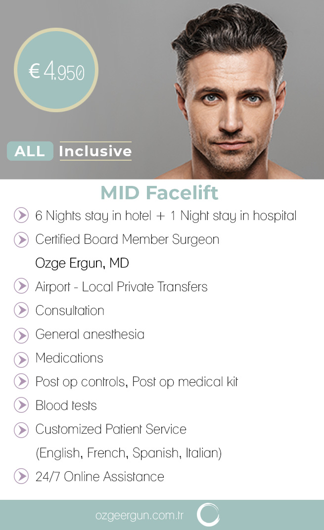 Mid Facelift Man All Inclusive