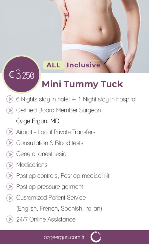 Mini Tummy Tuck All Inclusive