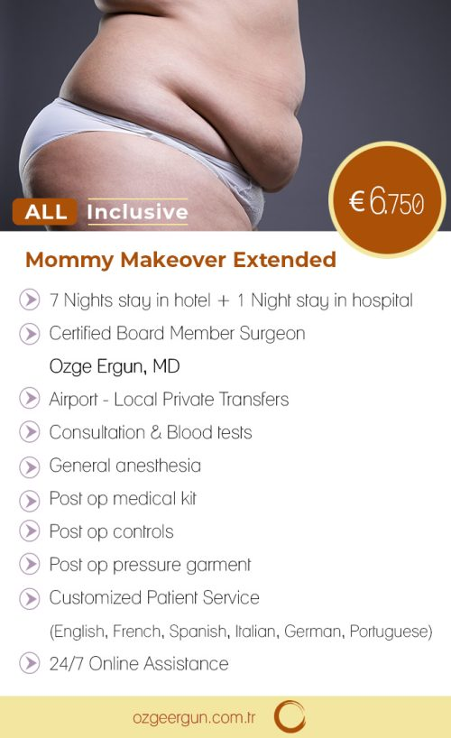 Mommy Makeover Extended All Inclusive